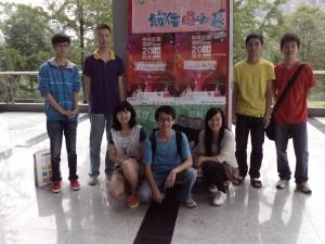 重庆LUG部分成员
