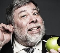 苹果联合创始人沃兹尼亚克(图片来源:《澳大利亚金融评论报》)