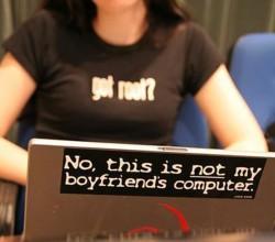 women programmer