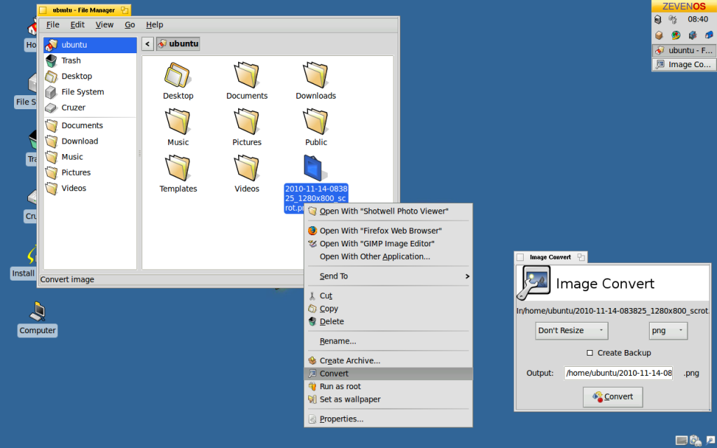 ZevenOS-Sreenshot-Linuxstory-1