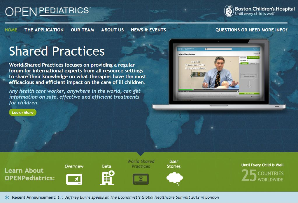 openpediatric