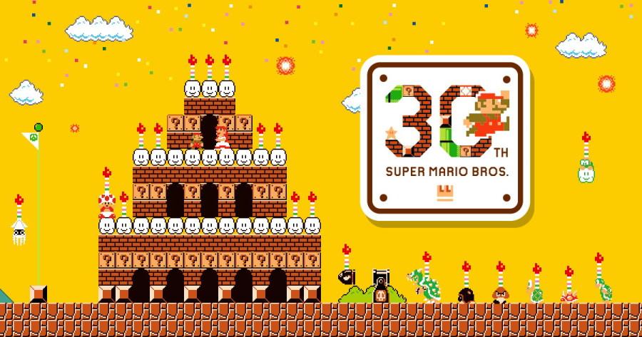 super-mario-30-years