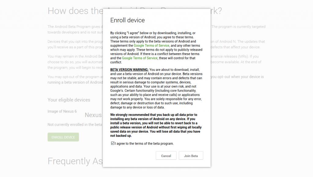 android-beta-enroll-device-screenshot